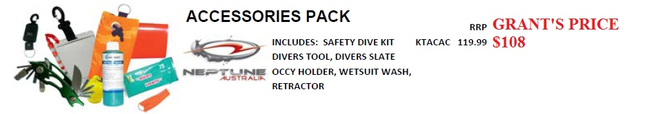 ADD ON ACCESSORIES PACK